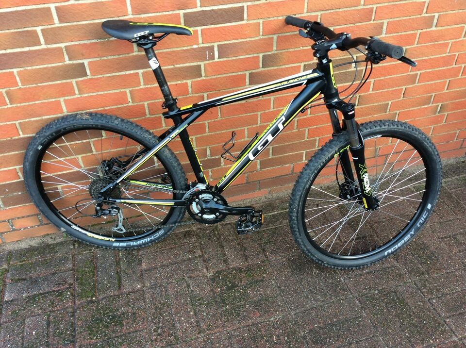 GT Avalance 3.0, hardtail, 17 tommer