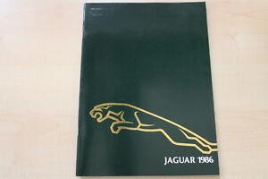 75929 Jaguar Xj 6 Xjs V12 Prospekt 09/1985 Elegant Im Stil Xjs 3.6 Sovereign Cabrio