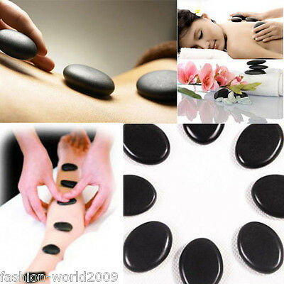 4PCS X Hot Sale Stone Basalt Massage Oil Stone Specialty Rocks Natural 3 x 4 New