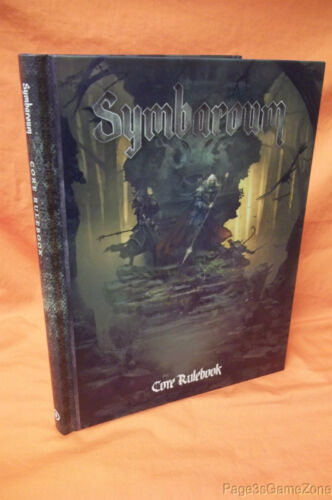 Symbaroum RPG Core Rulebook HC Roleplaying Game Jarnringen 2016 Fantasy