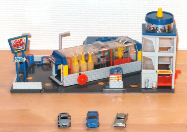 MicroMachine Hiways & Byways Playsets, Lewis Galoob…