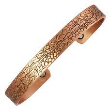Sergio Lub Magnetic Cuff Bracelet – Magnetic Vineyard Medium