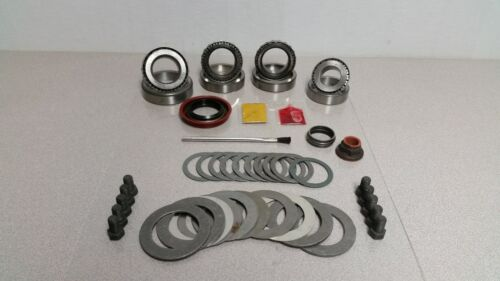 New Master Bearing Ring and Pinion Installation Kit 8.8 10 Bolt Fits 83-06 Ford