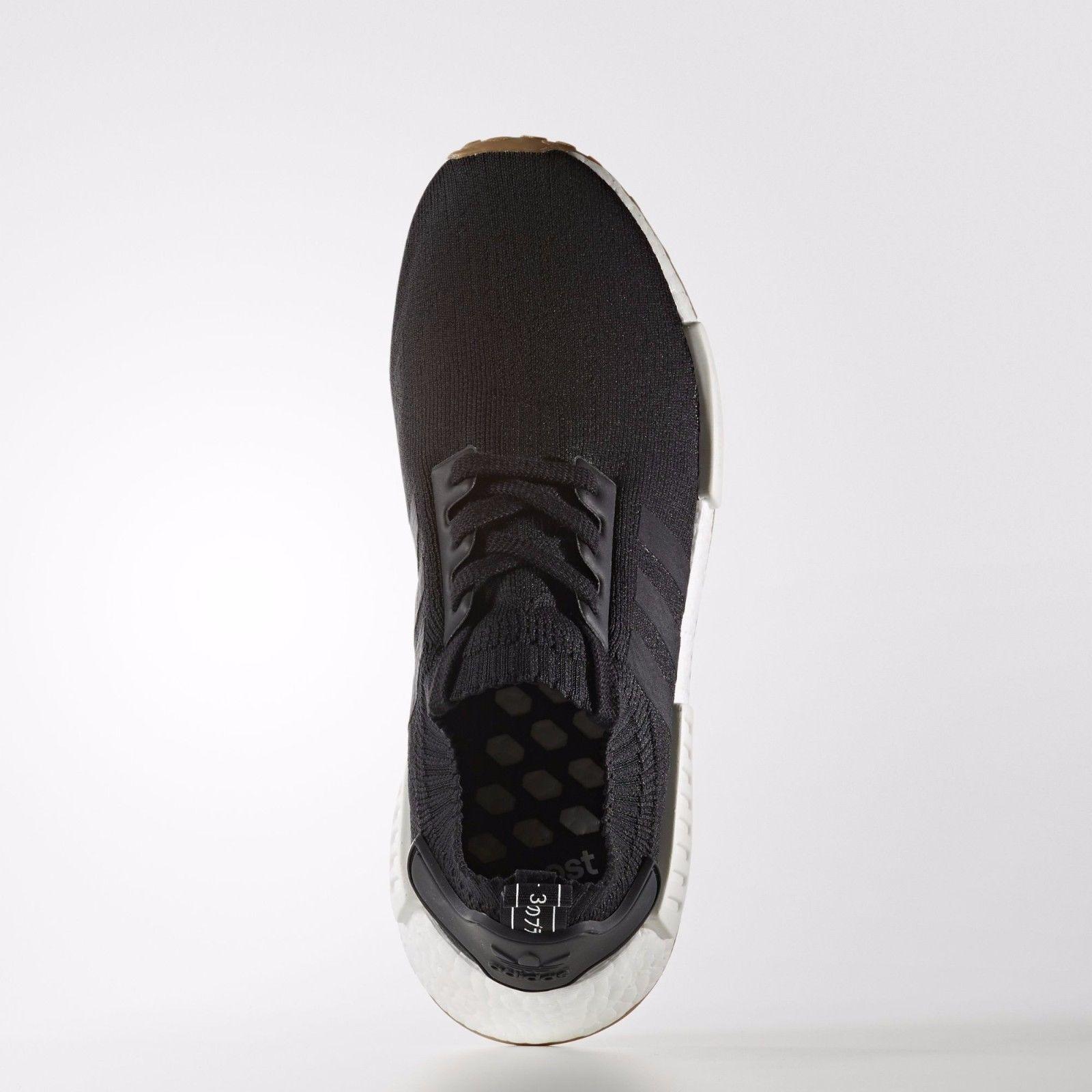 Adidas nmd r1 pk pk pk größe 12,5.kern der schwarzen gummi weiß.by1887.primeknit.ultra - förderung 72c4f0