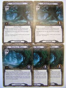 Lord-of-the-Rings-LCG-1x-Encounter-Set-038-039-The-Wilds-of-Rhovanion
