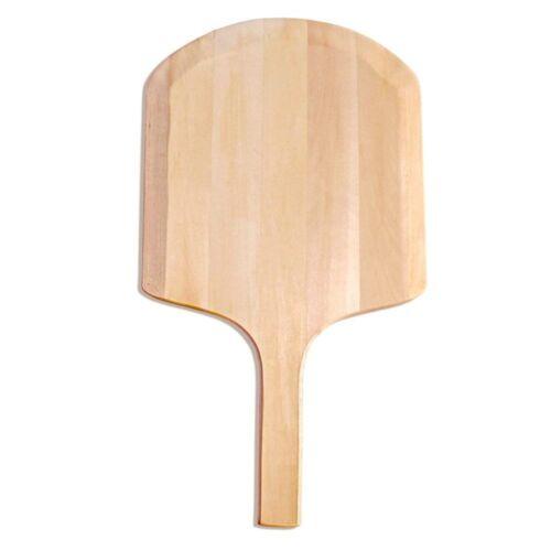 Wooden Pizza Peeler Paddle Oven Spatula Style Peels Lifter Wood Handle Birchwood