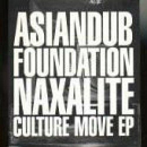 Asian Dub Foundation Naxalite/Culture move EP (1998, #5702892, cards.. [Maxi-CD]