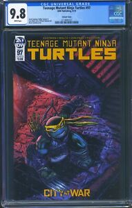 Teenage-Mutant-Ninja-Turtles-97-IDW-CGC-9-8-White-Pages-Eastman-Variant-Cover