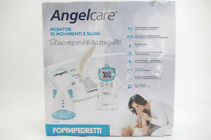 Angelcare-Foppapedretti-AC401-Babyphone-Reichweitenkontrolle-Sensormatte