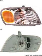 New Right Corner Light Turn Signal Lamp Fits 1998-2000 Toyota Corolla Passenger