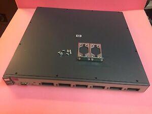 J8474A-HP-ProCurve-Switch-6410cl-Switch-with-Rackear-Used