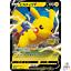 Pikachu V 122//S-P Pokemon Card Japanese PROMO HOLO MINT