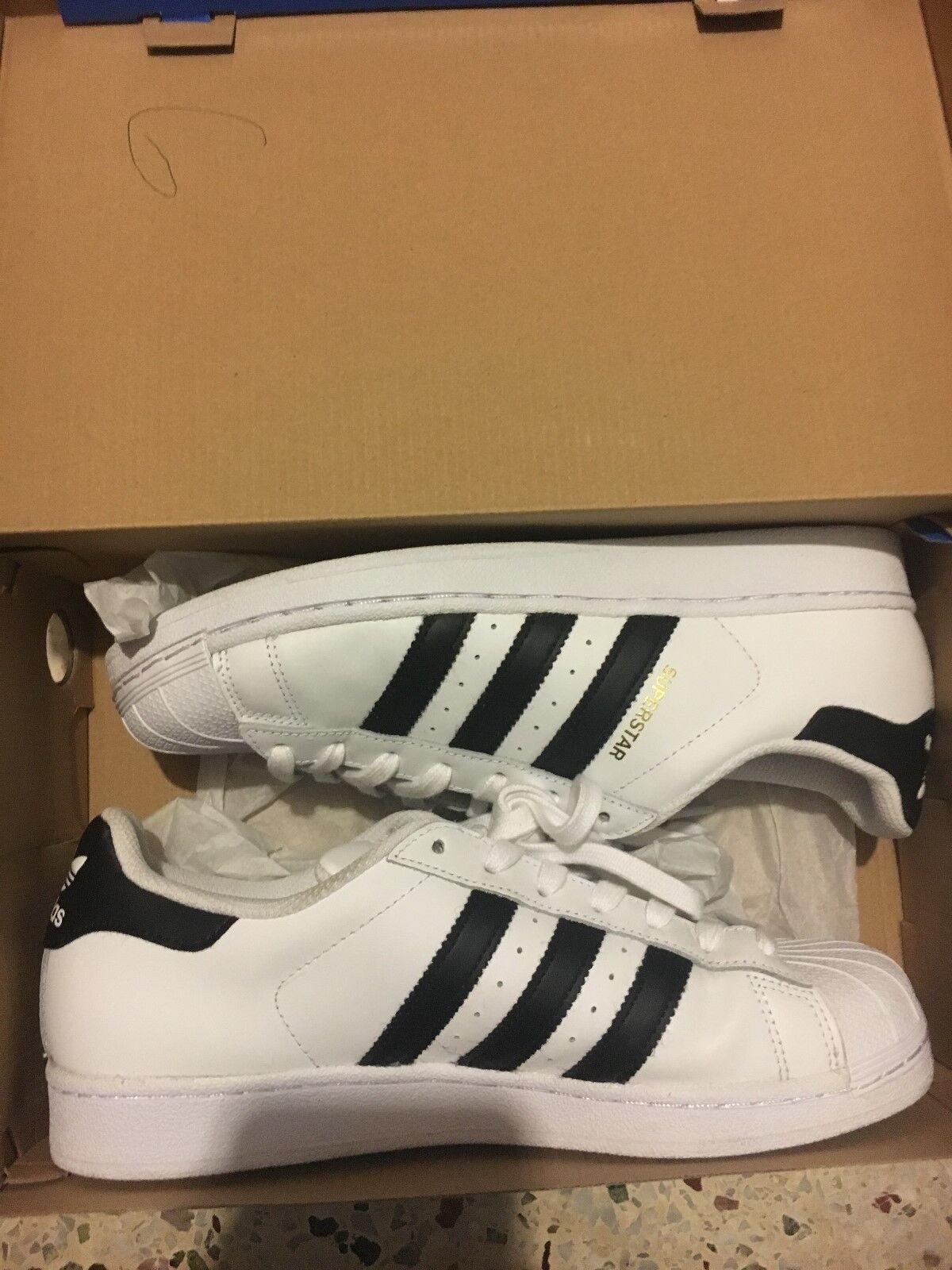Adidas Superstar Mens Size 8 1 2