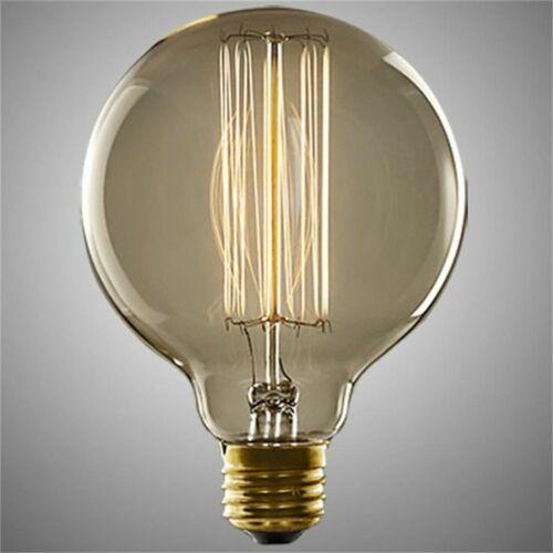E27 Ampoule Dimmable Vintage Filament Incandescent Ampoule électrique 60 W 5 A