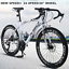 "thumbnail 1 - Road Mountain Bike/Bicycle NEW SPEED® Men/Women 24Speed 26"" Wheel Carbon Frame"