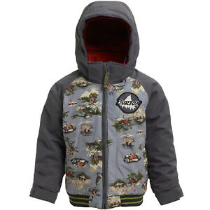 Burton-Minishred-Game-Giorno-Giacca-Gameday-Kleinkind-Jacke