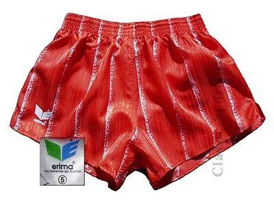 """Acquista A Buon Mercato 410) Orig 80er Erima """"mexico"""" Nylon Shorts Tg 5 = Sm Ancora Nuovo-mostra Il Titolo Originale Beneficiale Per Lo Sperma"""