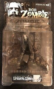 Details about McFarlane Toys Rob Zombie Super Stage Action Figure w/Custom  Diorama New