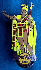 Prototype-Honolulu-Hawaii-King-Kamehameha-Warrior-Statua-2009-Hard-Rock-Cafe-Pin