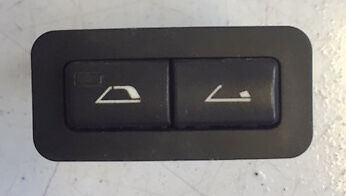 6974294 Genuine Used MINI Roof Operation Switch for R52 Convertible 04-08