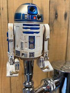 STAR-WARS-Tap-Handle-R2D2-Beer-Keg-Pull-Knob-Die-Cast-Metal-Kegerator-Robot