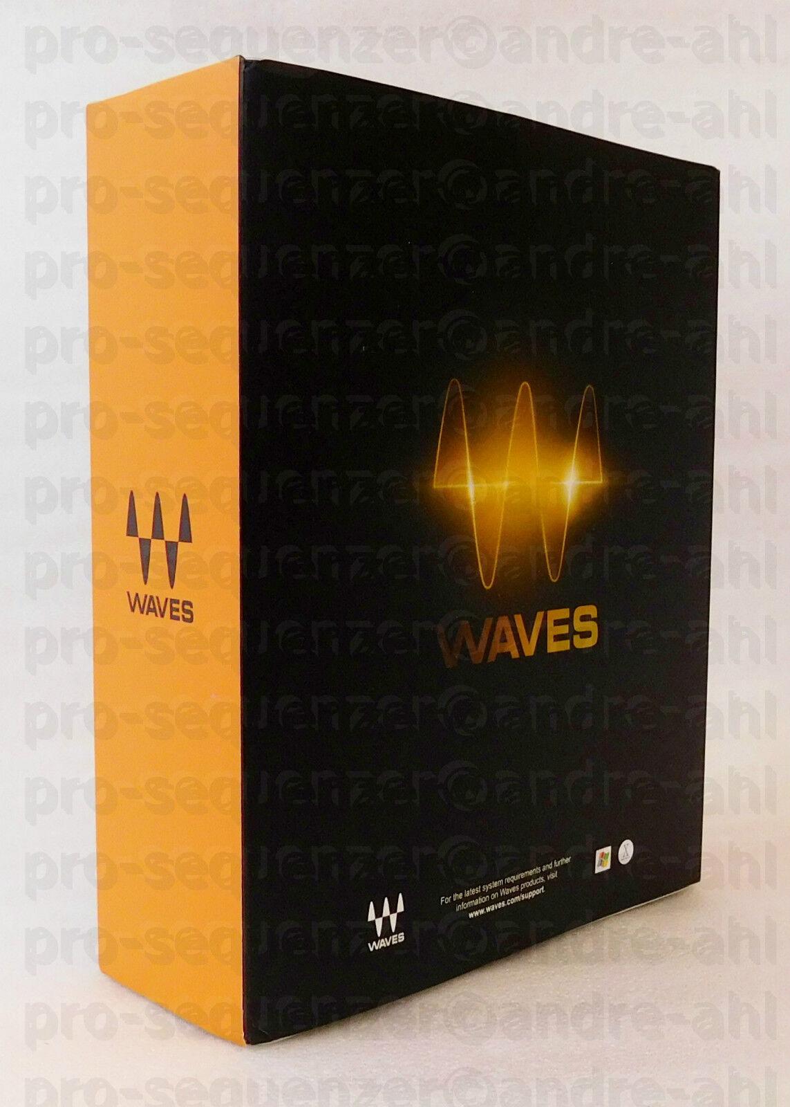 Waves Gold Bundle Native Box MAC   PC  WAVES Gold + NEU + Garantie