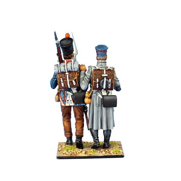 NAP0460 French 45th Line Infantry Fusilier Vignette Vignette Vignette by First Legion 9fe0e1