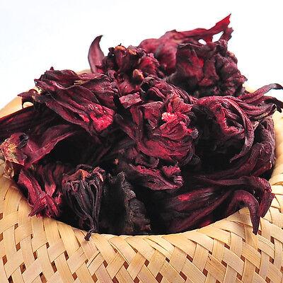 50g Roselle Flower Hibiscus Sabdariffa Floral & Herbal Tea Free Shipping Tea / ぱ