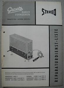 ITT-GRAETZ-Stereo-Zusatzverstaerker-604-605-Service-Manual
