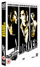 DVD:THE DRIVER - NEW Region 2 UK 90