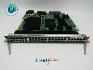 Cisco-WS-X6748-GE-TX-48-Port-Ethernet-Switching-Module-Same-Day-Shipping