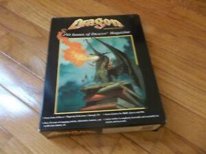 Details about TSR D&D Dragon Magazine 250 Issues Archive