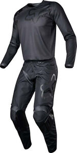 New Fox Racing 180 Sabbath Mx Dirt Bike Motocross Gear Combo Black