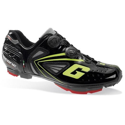 shoes MTB Gaerne G.Kobra - black green - [42.0]...
