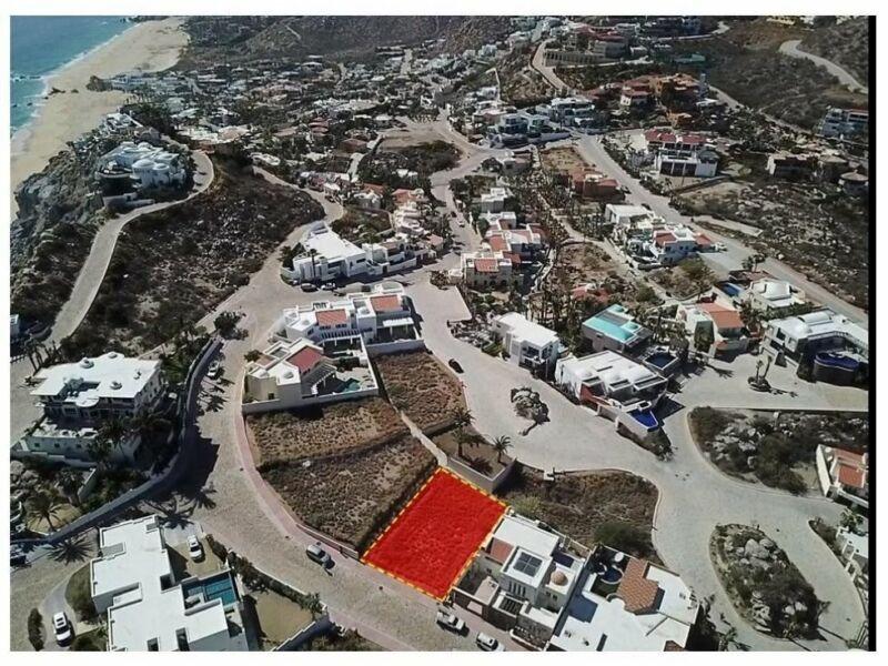 Venta Terreno los cabos, Zona Playa - Marina