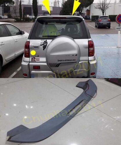 Factory Style Spoiler Wing ABS for 2001-2005 Toyota RAV4 Light
