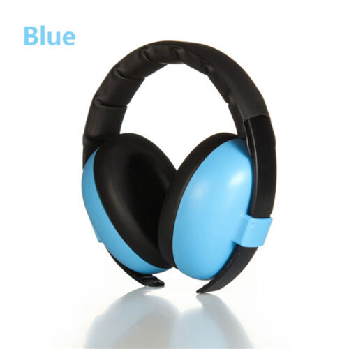 Kids Boys Girls For Sleep Baby Childs Ear Defenders Earmuffs Protection 3months