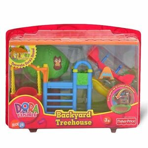 Backyard Nickelodeon nick jr dora explorer talking house backyard treehouse nickelodeon