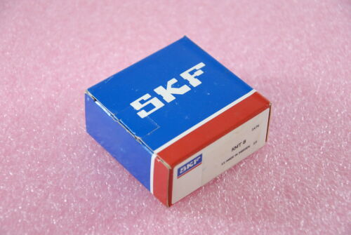 SKF KMT 8 Precision Lock Nut with Locking Pin M40 x 1.5 mm NEW IN BOX *Must read