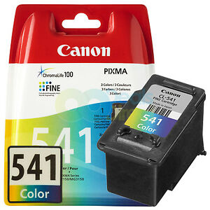 Original-Canon-CL-541-Colour-Ink-Cartridge-for-PIXMA-MG3150-MG3250-MG3650-MX535
