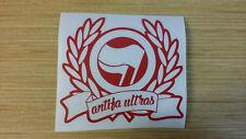 Antifa Ultras 1312decal sticker Anti NWO Anonymous Antifa ACAB