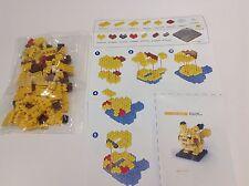 Bloques nano Juguete Bloques de construcción-Pokemon Pikachu-dinero de bolsillo-más instore