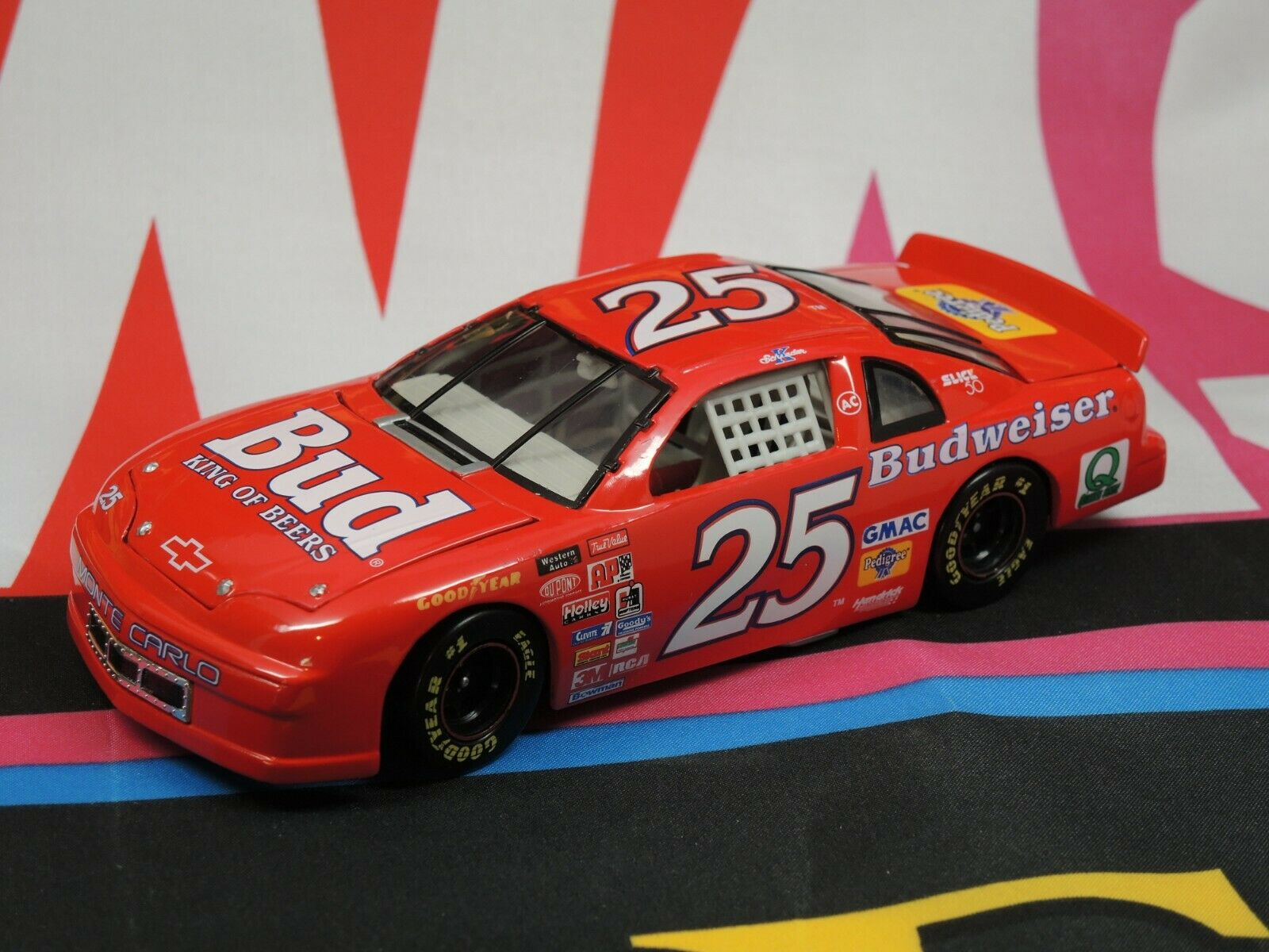 Ken Schrader  25 Budweiser 1996  1 24  livraison gratuite