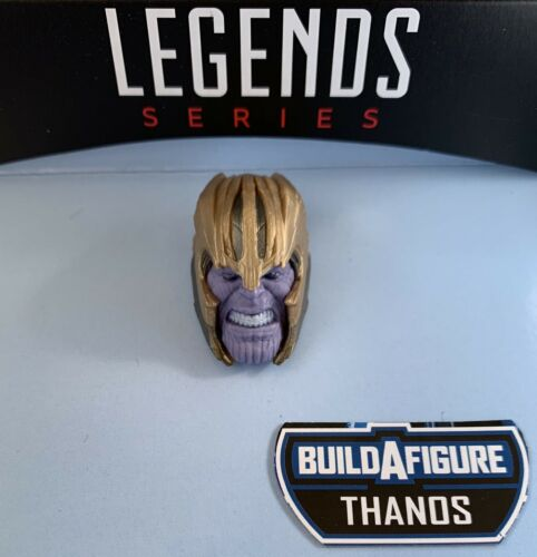 ARMORED THANOS BAF Head from Marvel Legends Hercules Black Order SHIPS FAST
