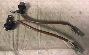 Details about Clean Freshwater 2001 Yamaha 250 HP 2 Stroke Outboard  Cylinder Temp Sensors