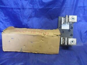 Details about New Gould Shawmut 640510 Fuse Block 400 Amp 600V 1 Pole on