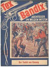 Il nuovo Frank Allan/TEX Bandix (voco/diamante) - N. 89-Resp. 1