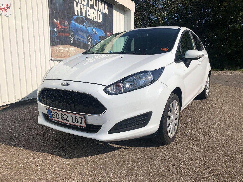 Ford Fiesta 1,0 80 Trend+ 5d - 89.900 kr.