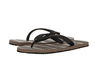 Men Reef Switch Foot Flip Flop Sandal RF0A2YFS Black 100/% Original Brand New