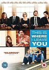 This Is Where I Leave You 5051892164016 With Jason Bateman DVD Region 2
